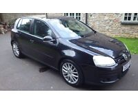 07 VW Golf GT BLACK