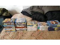 Big bundle of dvds and box sets and blurays