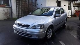 Vauxhall Astra 54 plate Full Service History