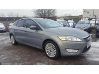 FORD MONDEO 2.0 GHIA SAT NAV FULL LEATHER 2009 / FSH / 2 KEEPERS / EXCELLENT CONDITION / DVD SCREENS