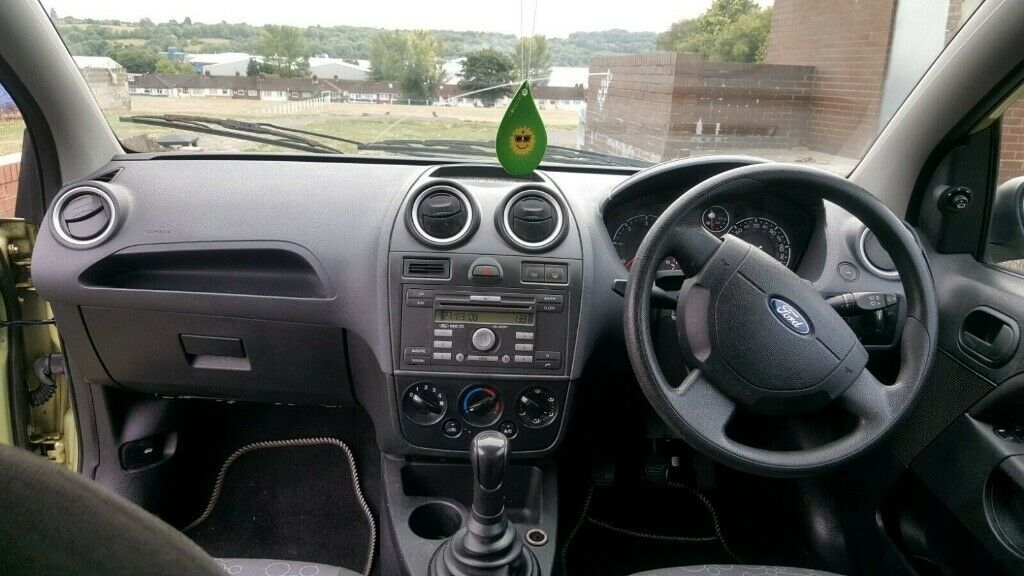 2007 FORD FIESTA 1 4 TDCI RADIO CD 6000 MUSIC PLAYER WITH SECURITY CODE  BREAKING £50 | in Luton, Bedfordshire | Gumtree