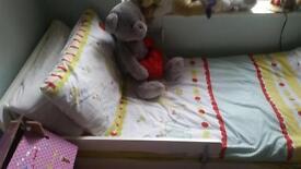 Toddler single bed