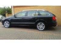 SKODA SUPERB ELEGANCE 4x4 - Facelift model - Luxury, space and safety