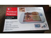 Flatbed Toaster- Mirowave Chip Cooker- Mircowave Master Cooker- Egg Boiler