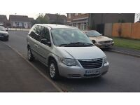2005 (55) CHRYSLER VOYAGER LPG CONVERTED £895 BARGAIN