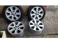 BMW 16in Wheels