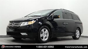 2011 Honda Odyssey Touring GPS mags
