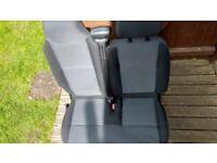 Renault Master Passenger Seats