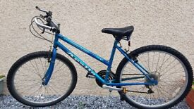 "Apollo Kimera 17"" frame to suit 5'5 to 5'9 with seat at lowest Delivered Free and Serviced"