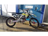 Crf450 2014 for sale or trade for yzf