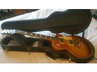 1998 Epiphone Les Paul Limited Edition guitar