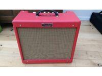 Guitar Amp- Texas Red Fender Blues Junior