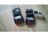 boxing gloves size l as new