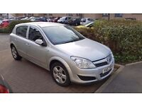 2007 Vauxhall Astra with 84,000 miles
