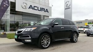 2012 Acura MDX Premium Was $29991 Now $27991, Leather, SH-AWD,