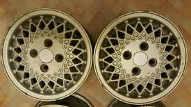 Mg austin metro alloy wheels