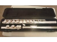 Excellent condition Yamaha flute. Bought £500. Will sell for £300.