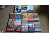 Books General History Collection £5 the lot.