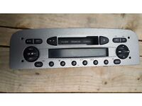Alfa Romeo Blaupunkt Radio with Sony CD charger