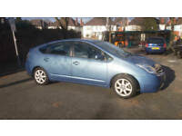 2008(58)TOYOTA PRIUS T4 1.5VVT-I AUTOMATIC HYBRID MET BLUE,NEW MOT,CLEAN CAR,£10 TAX,GREAT VALUE