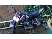 Pitbike Xsport 125cc
