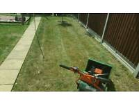Qualcast Cylinder lawnmover
