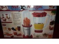 Mr Magic Professional Blender Set   400 Watts   Smoothie Maker