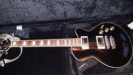vintage semi acoustic plus as new ibanez in velvet case