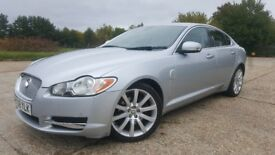 Jaguar XF Saloon 2.7 TD Premium Luxury Only 49k Full Jaguar Service History
