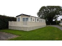 FOR SALE Static caravan holiday home at Hoburne Bashley, New Forest, Hampshire - NO STAMP DUTY