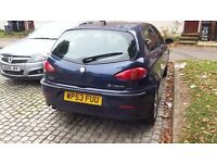 Alfa Romeo 147 T.Spark Lusso 1.6 5dr (read description)
