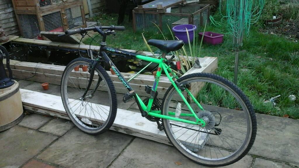 Free spirt mountain bike