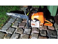 Stihl 039 chainsaw