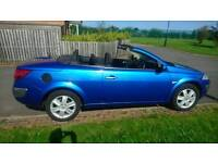 2006 Renault Megane cc 1.6 16v coupe cabriolet Convertible low miles only 80k