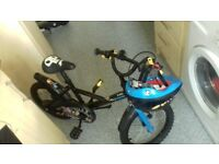 Boys Pirate Bicycle