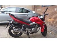 Suzuki 250cc. Perfect Condition.