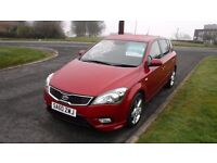 AUTOMATIC KIA CEED CRDI DIESEL(60)plate,1 Owner,Alloys,Air Con,Full Service History,Very Clean