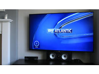 ***New Sony Bravia 55 Inch 3D Smart TV (KDL-55W829B) *** WARRANTY & TWO 3D GLASSES INCLUDED