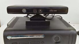 Xbox 360 Bundle with Kinect and Guitar