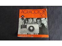 Agfa colour 50 slide projector