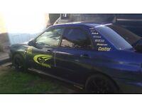 Subaru impreza wrx turbo 350+ brake