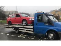 Scrap cars wanted best buyer £150 plus