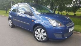Ford Fiesta 1.25 Style Climate 3dr LOW MILEAGE &FINANCE AVAILABLE