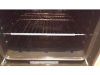 build in oven +gas hob + chimney cooker hood