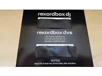 Rekordbox dj & dvs licence key