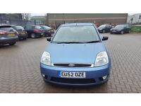 FORD FIESTA GHIA 1.4L SPARES AND REPAIRS