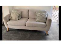 NEXT 2 seater large sofa