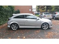 silver vauxhall astra sri diesel 1.9 with x-pack 2006 -QUICK SALE-