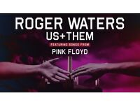 Roger Waters at Glasgow Hydro Friday 29th June, Block 11, row M Tickets in hand!