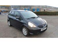 2008 Honda Jazz 1.4 i-DSI SE 5dr Hatchback FOR £1,295 SOLD WITH 12 MONTHS MOT & 3 MOTNHS WARRANY